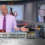 Cramer: What FedEx's earnings call reveals about Larry Kudlow's views on trade
