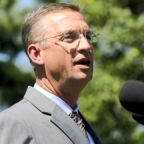 GOP Rep. Doug Collins looking at less-redacted version of Mueller report