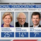 National poll shows Biden, Warren pulling ahead