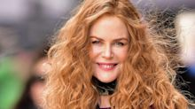 Nicole Kidman Showed Off Her Dramatic Hair Transformation and Fans Lost It
