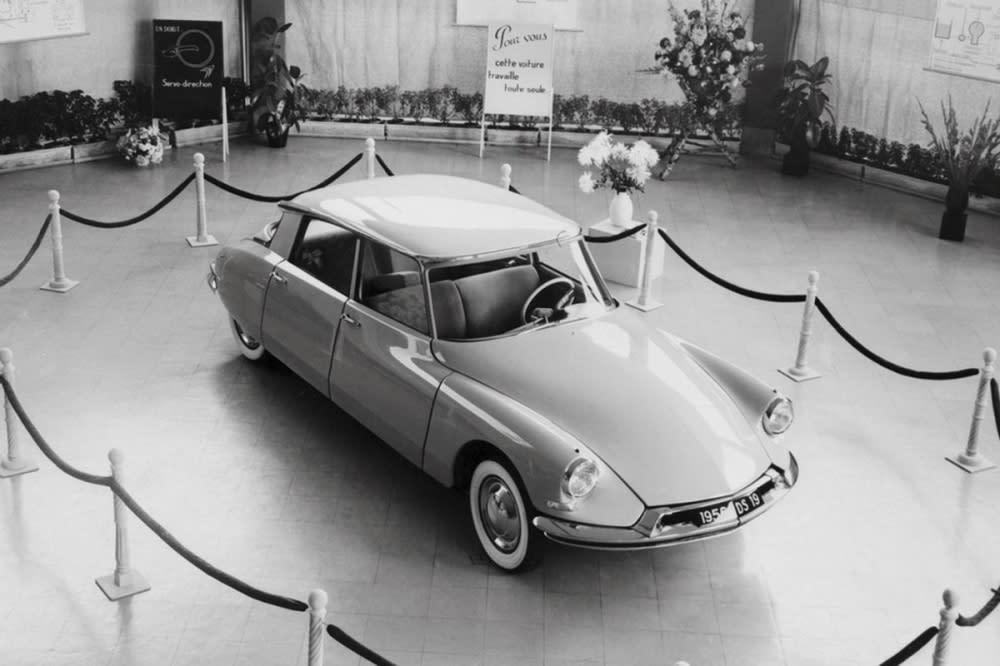 法國女神新野望─DS將推全新豪華房車!