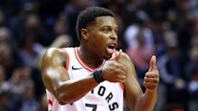 Kyle Lowry delivers textbook 'Hockey Guy' interview