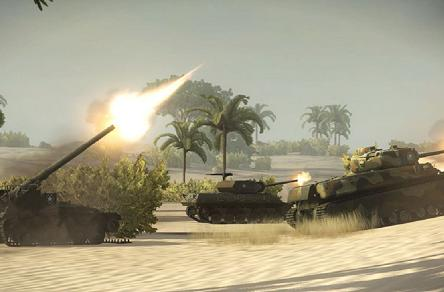 World of Tanks: Xbox 360 Edition open beta this weekend