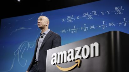 Amazon, Twitter, Intel earnings — The day ahead