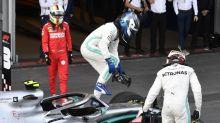 Valtteri Bottas wins in Azerbaijan and retakes championship lead