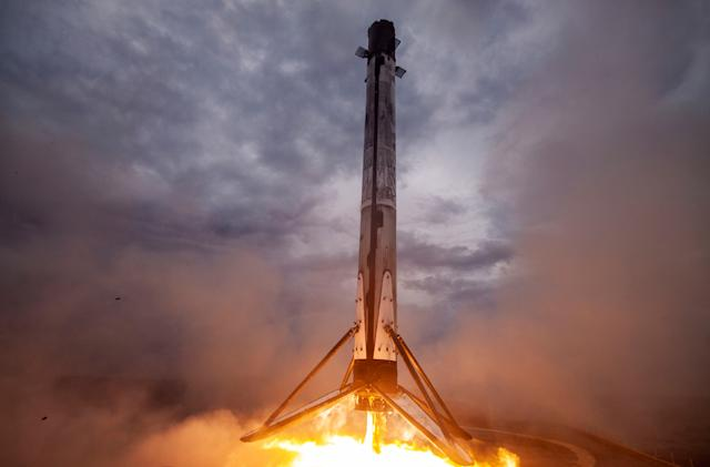 Senate bill offers more incentives for private spaceflight