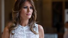 Melania Trump Will Be In London Amid Protests While President Avoids City On UK Visit