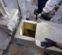 Bones found after tombs exhumed in hunt for girl who went missing in Vatican City 30 years ago