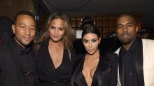 Chrissy Teigen says Kim Kardashian 'tried her best' in marriage to Kanye West
