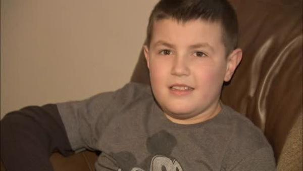 Boy with autism rescued from Mantua Creek