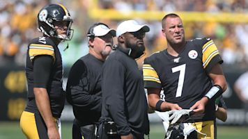 No wins and no scapegoats for the Steelers
