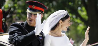 Honeymoon will wait: Royal pair to start official duties