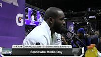 Best of Seattle Seahawks Super Bowl XLIX Media Day
