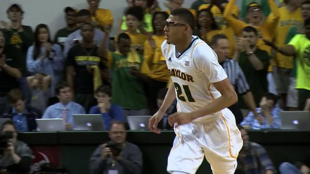 Baylor's Isaiah Austin overcame disadvantage to become star player