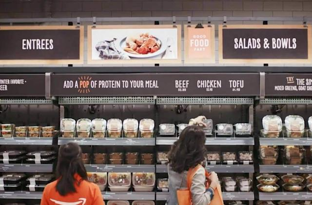 NYC's first Amazon Go store will be in the financial district