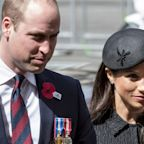 Prince William Gives Clue Into Royal Baby's Name