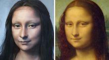 Maquiadora se transforma em Mona Lisa e outras personalidades e as pessoas estão chocadas com o resultado