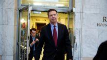 Ex-FBI Director Comey to testify to U.S. Senate on Russia probe