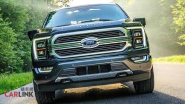 不只有「油電」版本!Ford官方預告「純電」F-150皮卡2022年登場