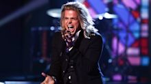 'X Factor': Fans and judges divided over rocker's 'nutty' take on Britney classic