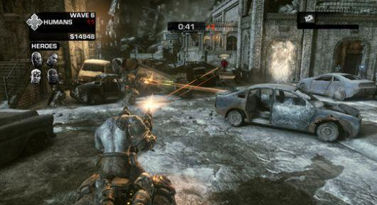 Gears of War 3 getting Title Update 2 tonight with spectator mode, easier medals and mutators