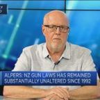 Discussing New Zealand's efforts to change gun laws
