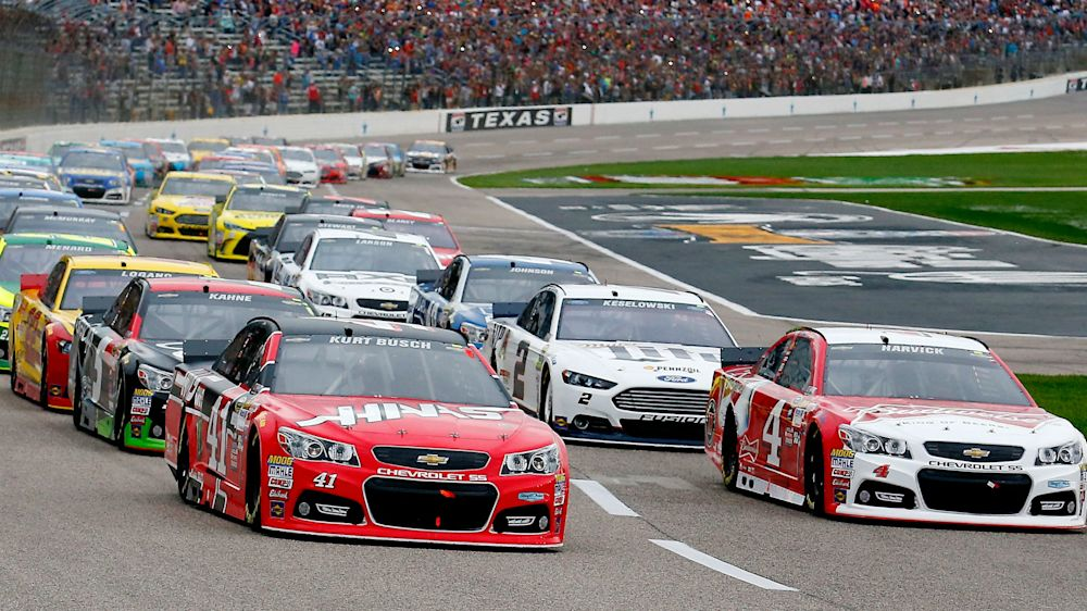 NASCAR at Texas: TV schedule, dates, times, qualifying drivers for O'Reilly Auto Parts 500