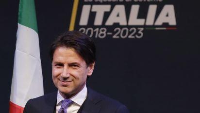 Hat Giuseppe Conte seinen Lebenslauf geschönt?