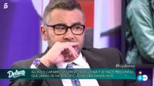 Jorge Javier llorando por el drama de Alonso Caparrós y su hija