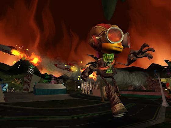Take a trip through the minds behind 'Psychonauts'