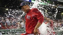 Devers, Red Sox Bust Up Yankees