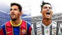 PES 2021 destaca capa com Messi e Cristiano Ronaldo e terá 'atualização de temporada'; entenda