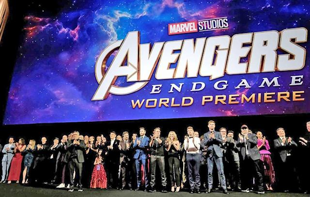 A pirated copy of 'Avengers: Endgame' was aired on Philippine cable TV