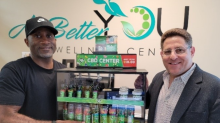 Diamond CBD Helps Wellness Center Promote Healthy Habits and Fight Opiod Abuse With Outreach Program