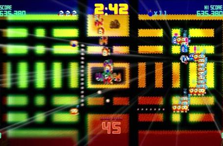 C'mon, ride the ghost train in this Pac-Man CE DX+ launch trailer