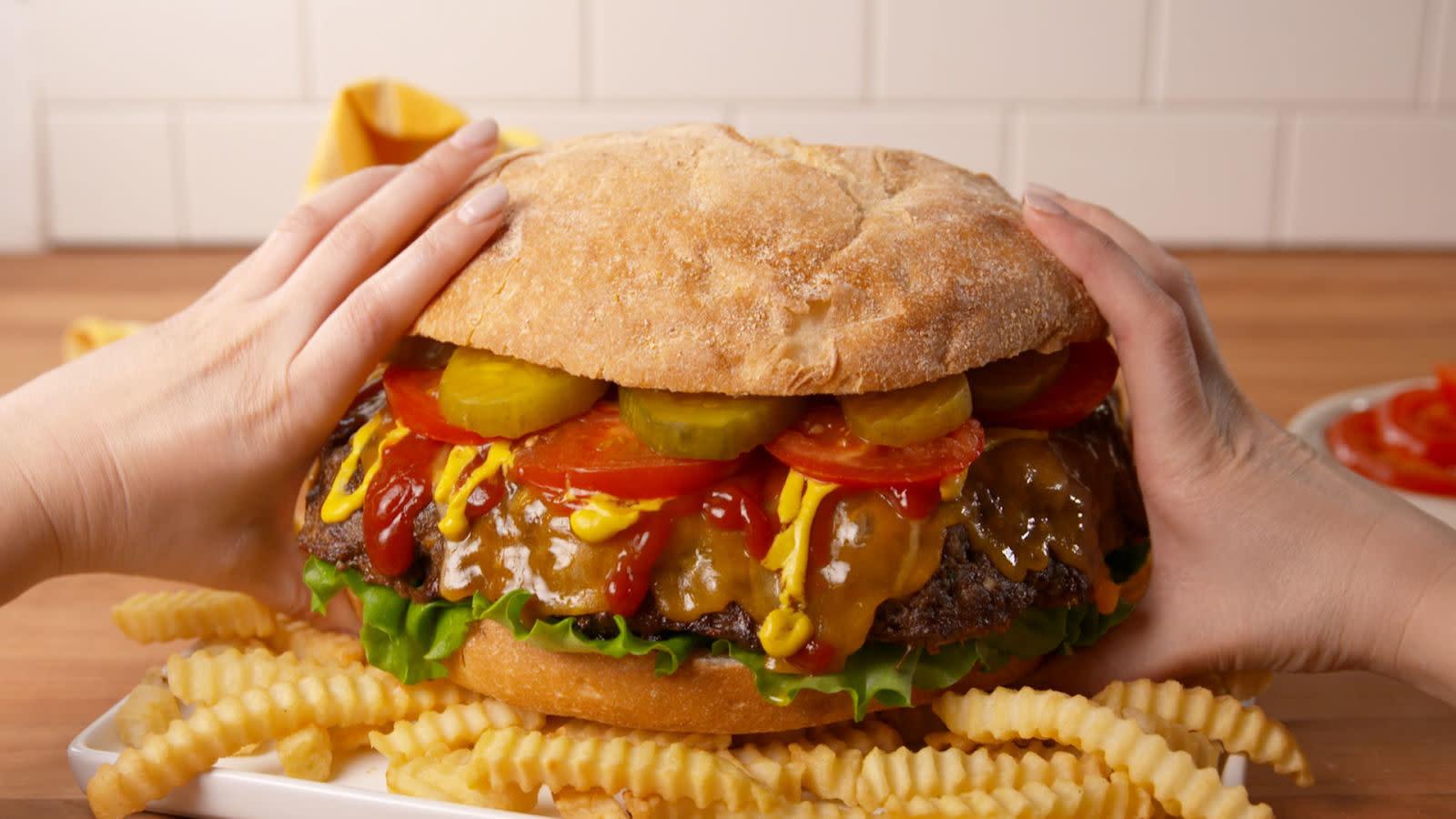 15 Giant Foods That Prove Bigger Is Always Better