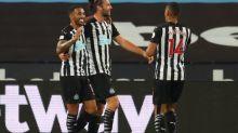 Foot - ANG - Angleterre: Newcastle bat West Ham d'entrée