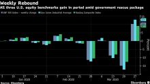 Estímulo impulsa acciones a mejor semana desde 2009