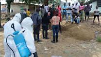 Ebola Virus: Outbreak Could Hit 20,000 in Months