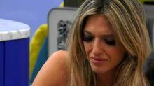 Guenda è disperata: il pianto della gieffina
