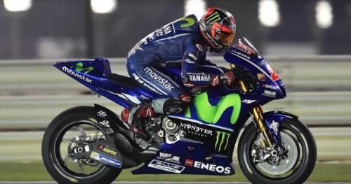 Moto - GP du Qatar - Grand Prix du Qatar : Qualifs annulées, Maverick Vinales en pole en MotoGP