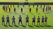 Liverpool team and staff observe silence as tribute to 97th Hillsborough victim