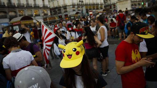 What's troubling athletes arriving in Rio? No 'Pokemon Go'