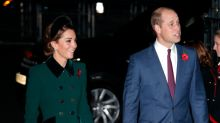 Every look the Duchess of Cambridge has worn in 2018