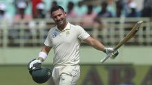 Elgar eyes South African Test captaincy