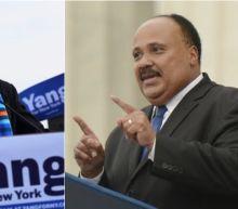 Martin Luther King III Endorses Andrew Yang for NYC Mayor