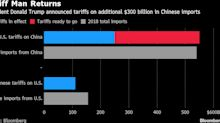 China Sticking to September U.S. Trade Talks After Tariff Delay