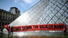 Louvre oculta nome de mecenas relacionados com crise de opioides