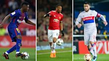 Gossip: Liverpool 'target Dembele and Fekir brothers'