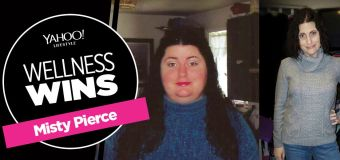 Woman's fight to lose 181 pounds